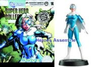 Eaglemoss DC Comics Super Hero Blackest Night Figurine Collection #14 Dove